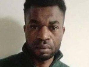 Il nigeriano Innocent Oseghale